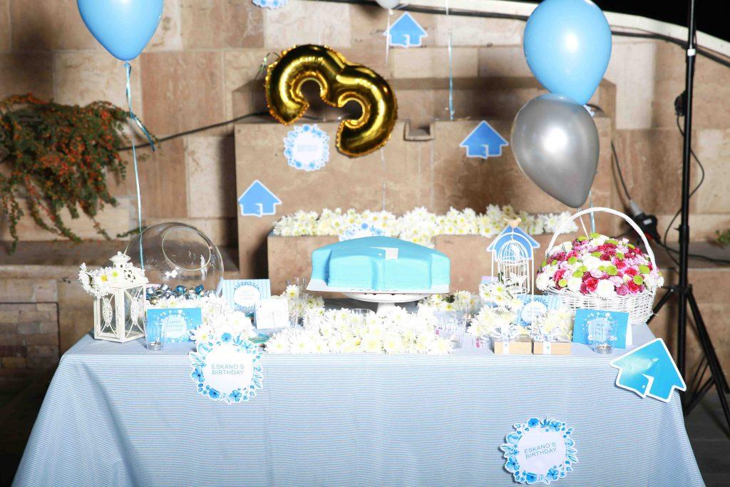 تولد و مهمانی