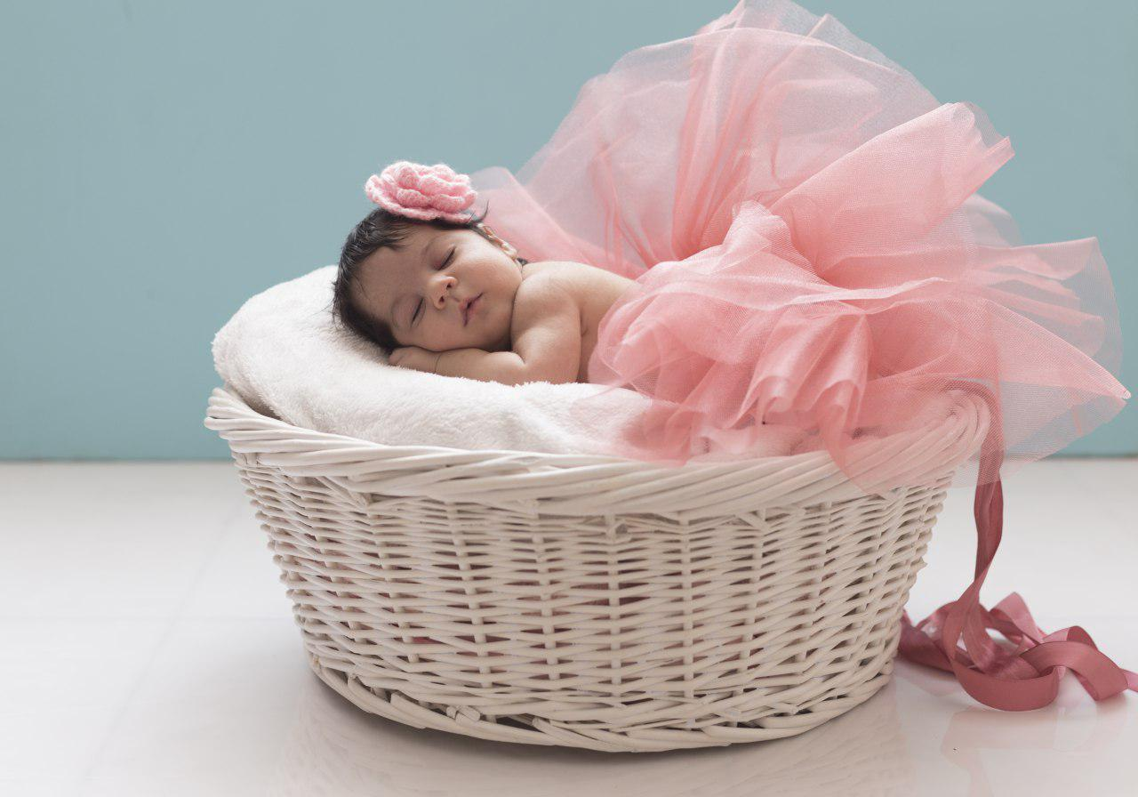 عکاسی کودک و نوزاد