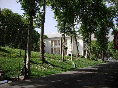 کاخ سعد آباد - مکان برای بهترین عکاسی در تهران