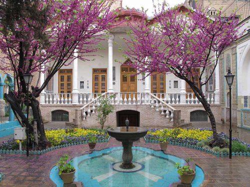 موزه خانه مقدم _ مکان های زیبا برای عکاسی در تهران