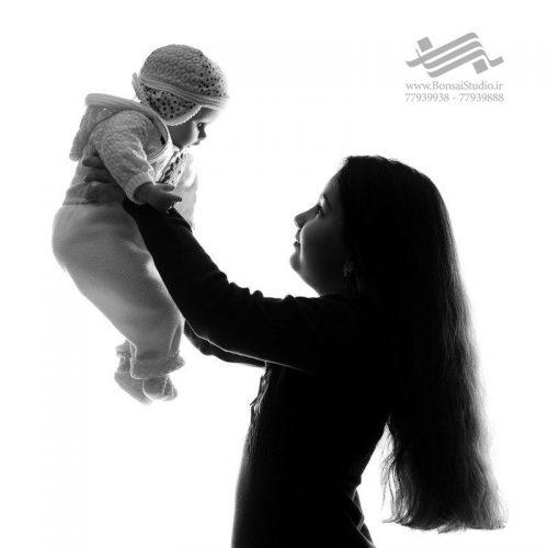 آتلیه عکاسی کودک بنسای