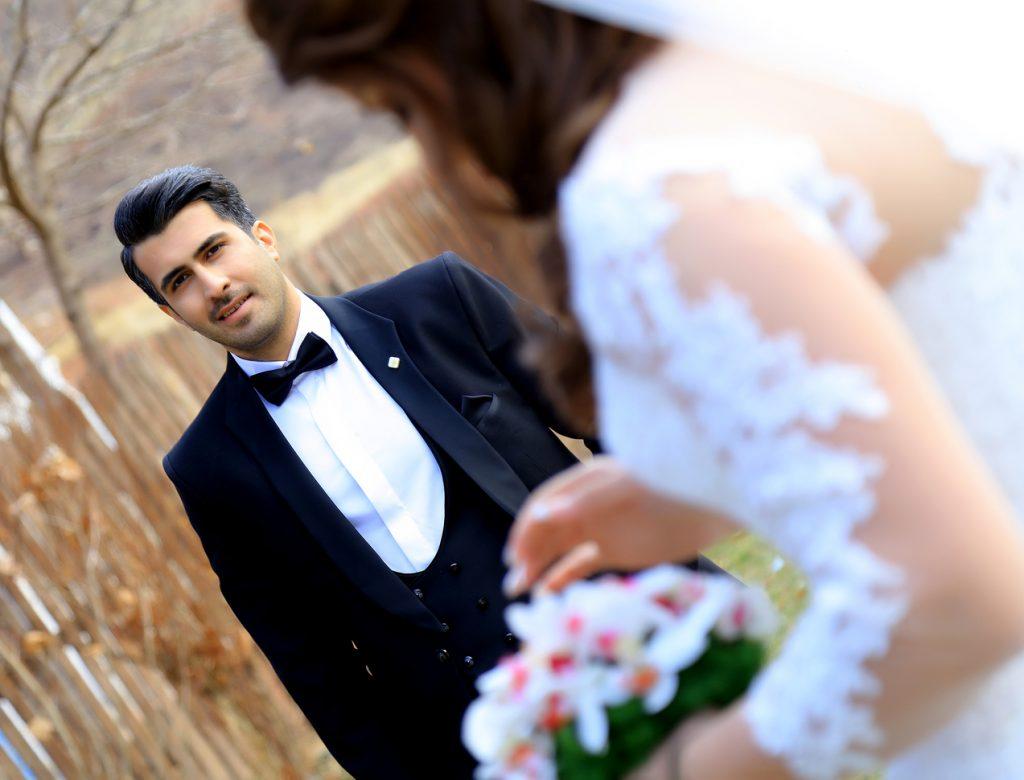 عکاسی تخصصی عروس