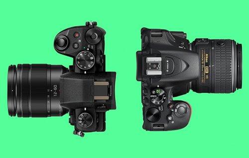 دوربین برای عکاسی ورزشی | DSLR دوربین بدون آینه