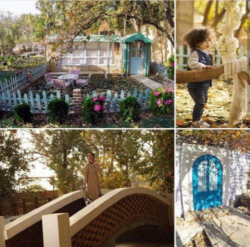 باغ عکاسی مدوسا