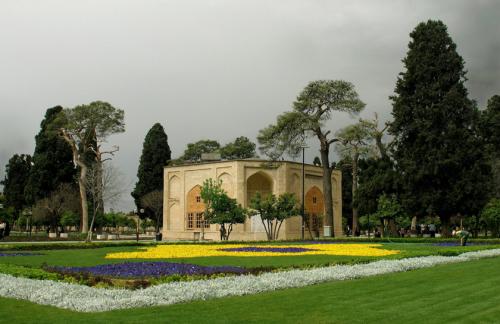 باغ جهاننما