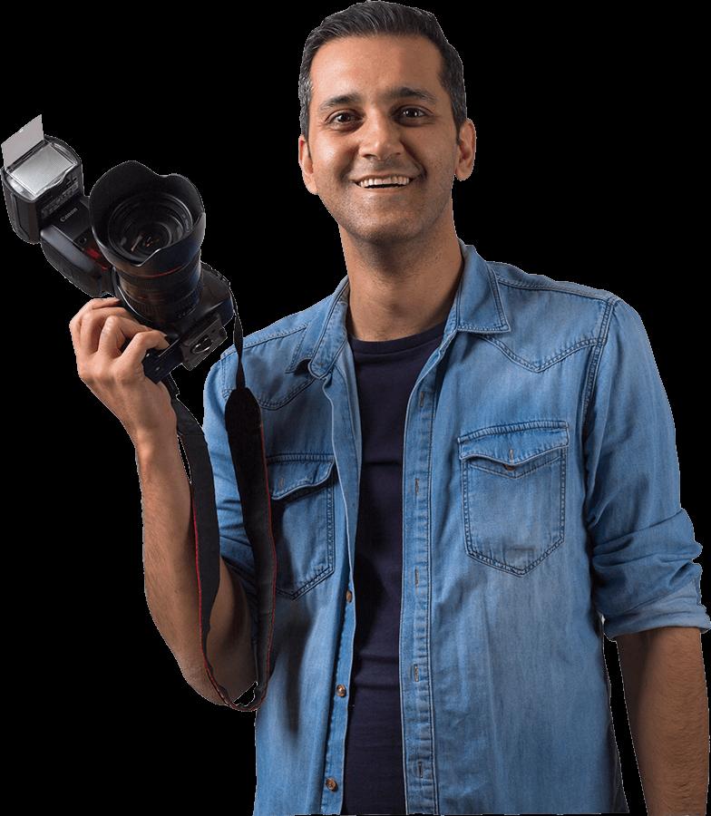 کادرو، سامانه رزور عکاس حرفه ای