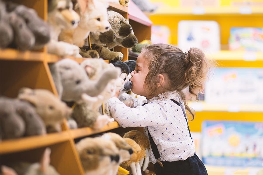 عکاسی مدرسه، آتلیه کودک