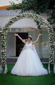 عکاسی عروس در فضای باز