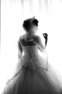 نمونه عکس آتلیه ای از عروس آتلیه عروس و داماد