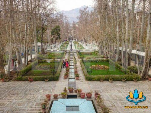 پارک امت مشهد مکان مناسب عکاسی مشهد