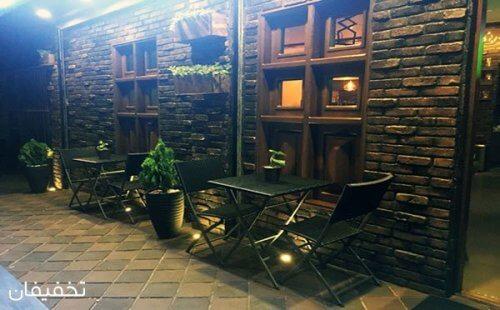 کافه رستوران نابا ، کافه برای تولد در تهران