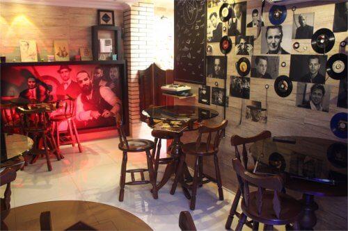 کافه پرستیژ در تهران برای قرارهای دوستانه